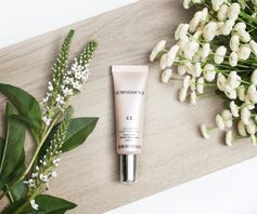 The lightweight Luminessence CC Cream by Armani Beauty - for healthy, glowing skin all winter long.  Discover more on ArmaniBeauty.com