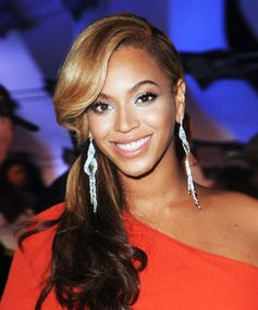 Best ponytails of all time: Beyoncé