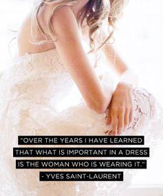 Dress to Impress - Yves Saint-Laurent Quotes