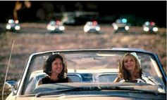 It's been a Thelma & Louise week for Jeanne Murphy Public Relations!