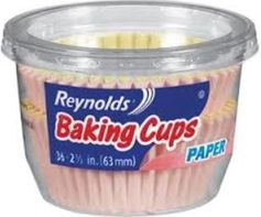 Reynolds:  $1 off 2 Baking Cups Coupon = Great Deal @ Walmart!