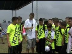 ICONic Boyz appreciate their fans! Balloon Festival Performance and Interview