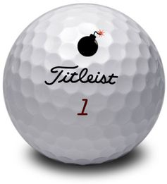 Titleist with Divot Golf go further Mod