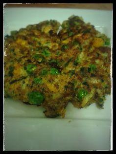 Healthy vegetable patties, healthy breakfast, healthy toddler breakfast, healthy toddler meal,