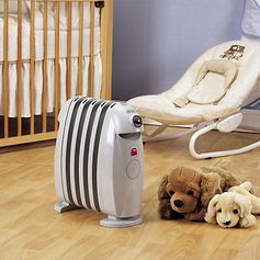 Buy De'Longhi Bambino TRN 050M Oil-Filled Radiator Online at johnlewis.com