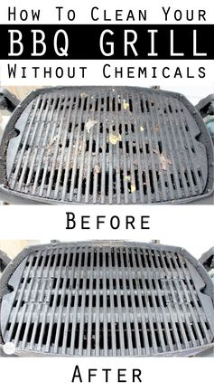 Keep your grill clean with these great tips!