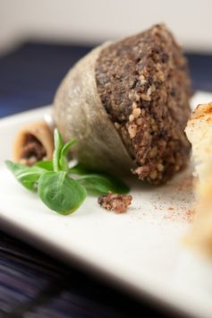 Haggis 101- Tastes better than it sounds!