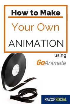 How to Make Your Own Animation with GoAnimate