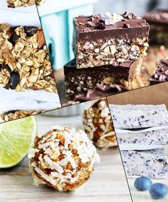 9 Healthy Snacks That You Can Make in Less Than 15 Minutes