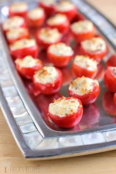 These Bacon and Boursin Stuffed Tomatoes are super pretty and so crazy yummy! A perfect party bite for the holidays. Can you bee-leeeve we are well into November?! I can't believe I'm sitting here ...