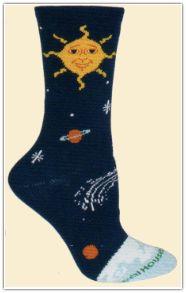 Solar System Sock