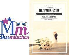 Missmiluchas en la First Wedding Show de Ferrol el 15 y 16 de Noviembre » Fofuchas en La Coruña -Galicia- España-missmiluchas