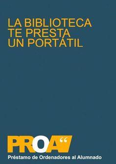 PROA, Préstamo de portátiles (http://www.bbtk.ull.es/view/institucional/bbtk/PROA/es)