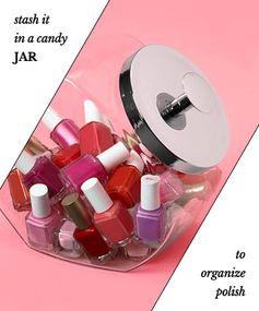 Better Than Candy - Organize Nail Polish