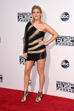 All the Looks from the 2015 American Music Awards | Ellie Goulding
