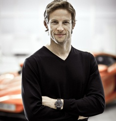 Jenson Button #22