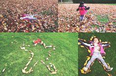 Autumn activity-