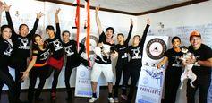 Rafael Martinez, Yoga Aérien México AeroYoga Yoga dans L'Air  #Fitness #rafaelmartinez #teacherstraining #gym #INVERSIONS #AERIALYOGA #Aerial #aerien #luft #yogaacrobatico #acro #ACROBATIC #acrobatique #pilatesaereo #Pilates #formacion #fly #volar #yogaaerien