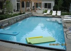 diy pool installation