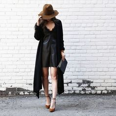 Always chic :heart_eyes:#Repost @thatsotee ・・・ little.black.dress on the Blog :black_medium_square: #fashion #style @styleblogger