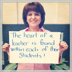 #thankateacher www.nea.org/teacherday