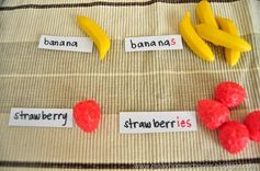 Fruits and Vegetables Unit with Grammar