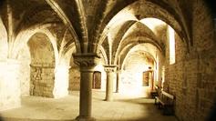 Dans les secrets du Mont Saint-Michel...