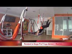 Yoga dans L'Air Vidéo, Acro-Exercice Yoga Aérien, Posture Acrobatique | Yoga Aerien by AeroYoga® #aeropilates #aeroyoga #pilatesaerien #yogaaerien #stage #formation #yoga #pilates #fitness #rafaelmartinez #trapeze #trapecio #wellness #bienetre #bienestar #coaching #swign #harnais #balançoire #iogaaeri #yogadanslair #apesanteur