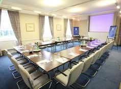 #Wiltshire - Lydiard House Conference Centre - https://www.venuedirectory.com/venue/4188/lydiard-house-conference-centre  12 well equipped #meeting rooms all have natural daylight, views across the parkland, lake and grounds. Free wi fi is also available. Most of the larger rooms have feature fireplaces and with room sizes available to accommodate from 2 #delegates up to 120.  The Luxborough Suite which can accommodate up to 120 people for a day meeting