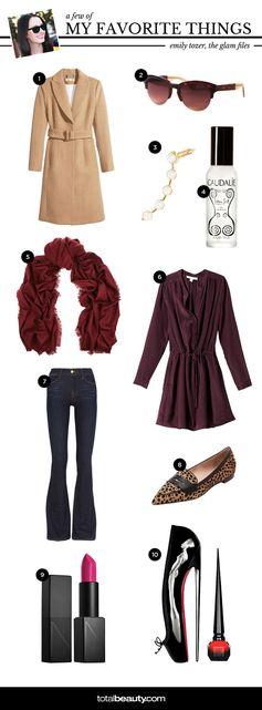 10 Cozy Wardrobe Essentials for a Stylish Autumn