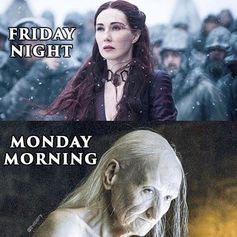 Current status. #gameofthrones #monday