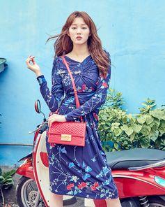 Lee Sung Kyung for Cosmopolitan Korea.