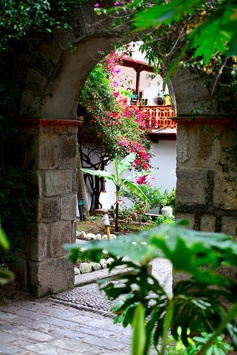 Quinta de Juan León Mera - #Ecuador http://VIPsAccess.com/luxury-hotels-cancun.html