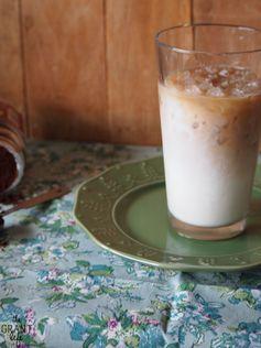 iced caramel mac copycat