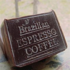 Coffee Soap.. Brazilian Espresso Soap ...