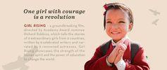 GIrl Rising and the Gift of Educating Girls #GIrlRising #EducatingGirls #edu