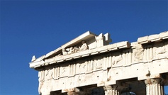 Le temple de la philosophie...