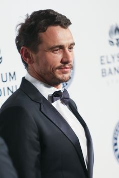James Franco chose a Giorgio Armani tuxedo for The Art of Elysium's 10th annual HEAVEN gala honoring Stevie Wonder in Los Angeles earlier this week. #ArmaniStars