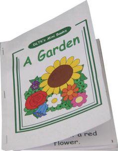 Free printable mini-books