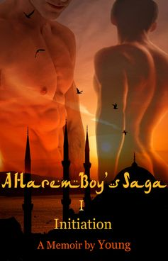 A Harem Boy's Saga - I - Initiation; a memoir by Young (me - my pen name). This is a seven books series. www.amazon.com