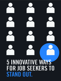 Career Advice: 5 ways to stand out as a job seeker