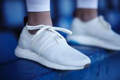 As part of our ongoing commitment to sustainability, we are proud to partner with Parley on the launch of the high-performance adidas by #StellaMcCartney #UltraBoostX made from recycled ocean plastics.