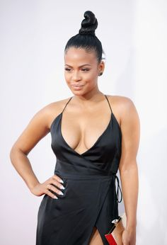 All the Looks from the 2015 American Music Awards | Christina Milian
