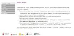 RECURSOS PARA EL ALUMNADO DE GRADO (http://www.ull.es/view/institucional/bbtk/Alumnado_de_grado/es)