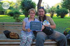 Thanks to Jane her friend from Poland for sharing their love of Batumi :)