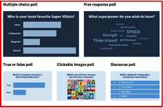 3 Excellent Tools to Quickly Poll Your Students ~ Educational Technology and Mobile Learning