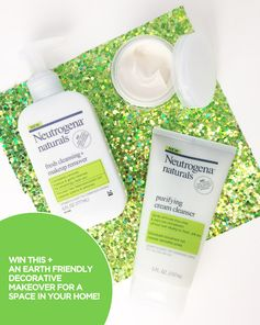 Head on over to our Facebook to enter our latest Neutrogena Naturals Giveaway! Good luck!