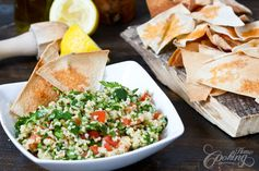 Tabouli Salad - Fresh and flavorful side dish.