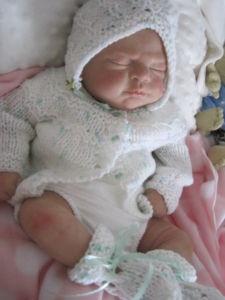 Amelie reborn doll