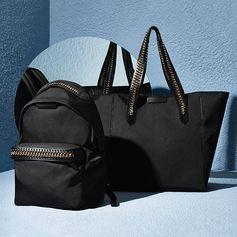 The gift of GO! Shop the #FalabellaGO collection made from recycled nylon in the Holiday Gift Guide at #StellaMcCartney.com